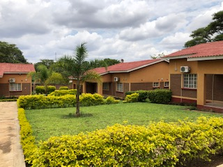 2 bedrooms fully furnished and serviced flats for rent water tank and generator available for back up.