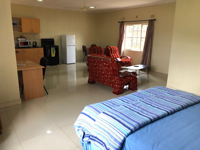 Studio apartment for rent in old area 43 fully serviced