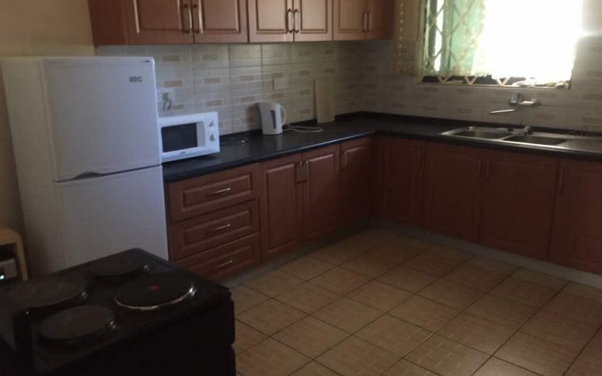 2 bedrooms fully furnished and serviced flats for rent