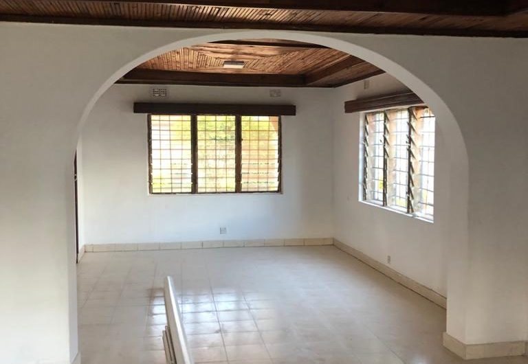 Standalone house for rent in area 3 3 bedrooms masters en-suite