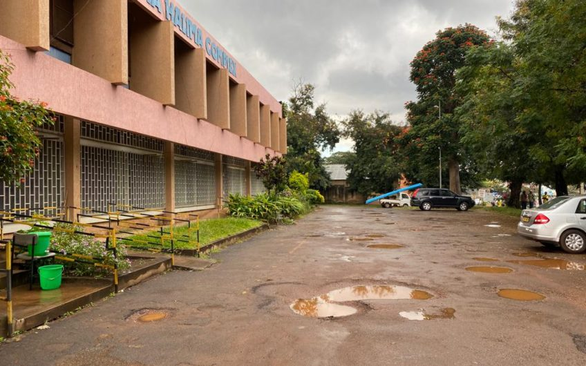 offices to let with CBD off Paul Kagame road